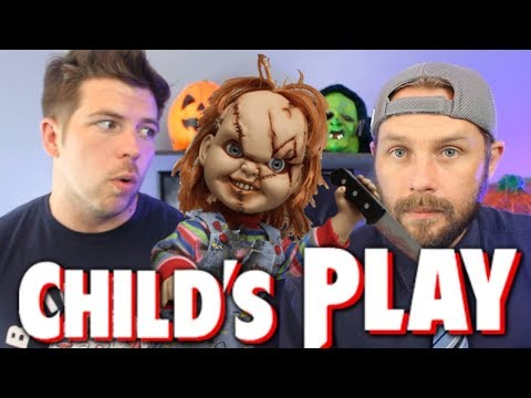 CHILDS PLAY UPDATE!!!! REBOOT or TV SERIES?!?!