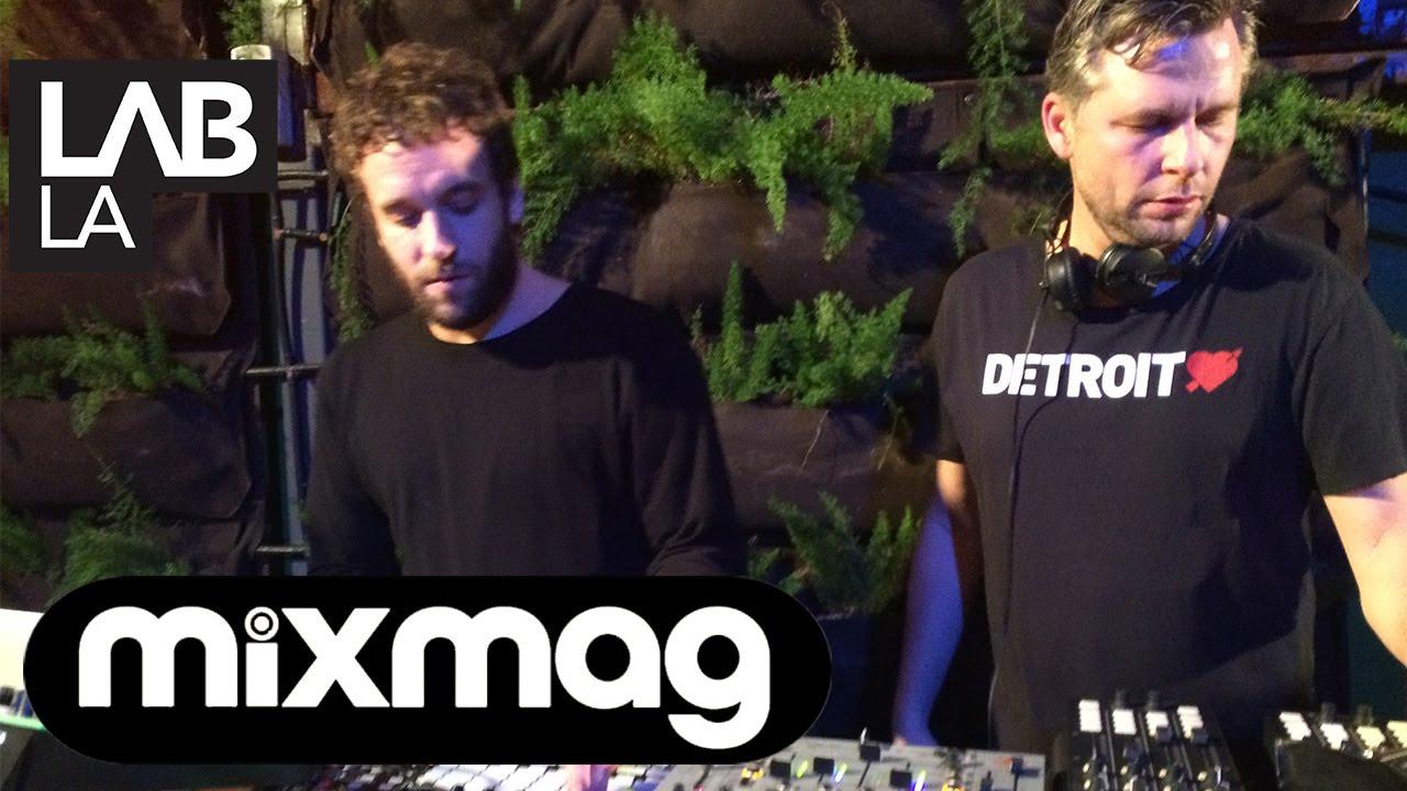 Martin Buttrich and Guti - Live @ Mixmag Lab LA 2014