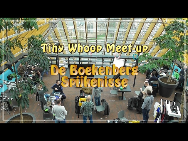 Tiny Whoop Meetup | Dutch-Drone-Event
