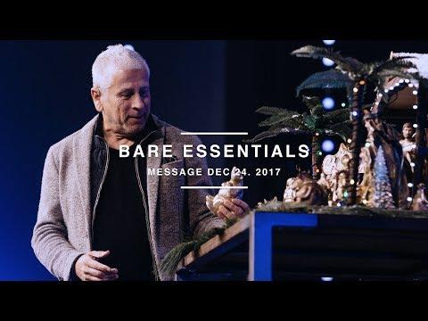 Christmas eve: Bare Essentials