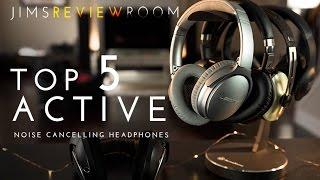 Video Top 5 BEST Wireless Active Noise Cancelling Headphones ! MP3, 3GP, MP4, WEBM, AVI, FLV Juli 2018