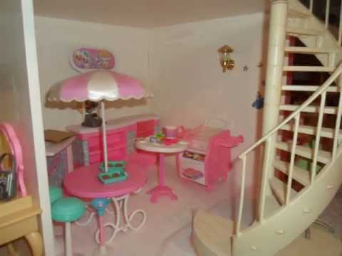 CASA DE MUÑECAS BARBIE      ALICIA MARTINEZ