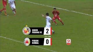 Video [Pekan 17] Cuplikan Pertandingan Semen Padang FC vs Persik Kendal, 18 September 2018 MP3, 3GP, MP4, WEBM, AVI, FLV September 2018