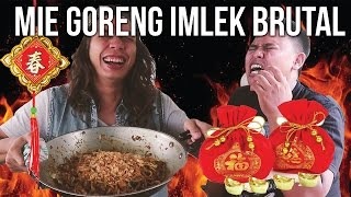 Video MIE GORENG BRUTAL IMLEK EDITION 3 BOTOL SAMBAL BU RUDY + BON CABE LVL 30 | GERRY GIRIANZA ft. BLACK MP3, 3GP, MP4, WEBM, AVI, FLV Juni 2018