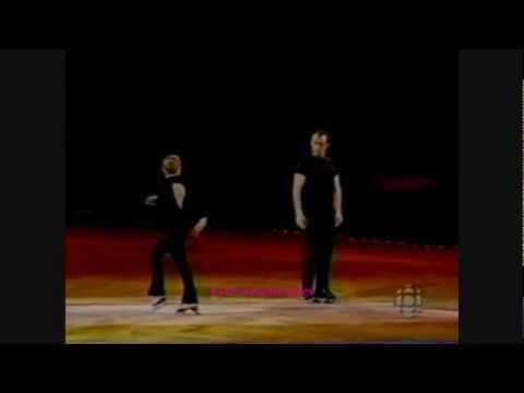 1999 Canadian Stars On Ice 1: Tara Lipinski & Kurt Browning