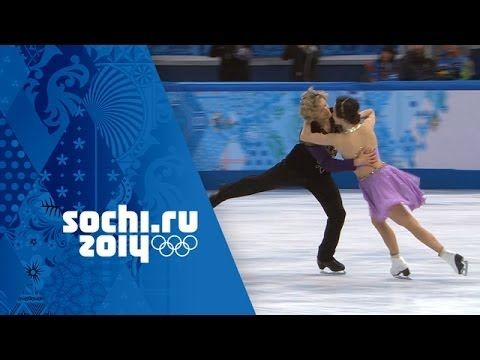 Meryl Davis & Charlie White Full Free Dance Performance Wins Gold-winter olymics 2014