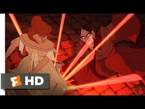 Anastasia (5/5) Movie CLIP - Anastasia Destroys Rasputin (1997) HD
