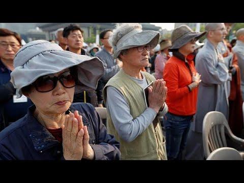 Ν.Κορέα: Αισιοδοξία, αλλά και επιφυλακτικότητα των πολιτών για τη σύνοδο…