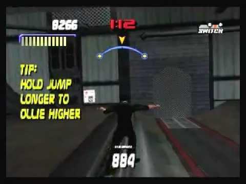 tony hawk pro skater 3 nintendo 64 controls