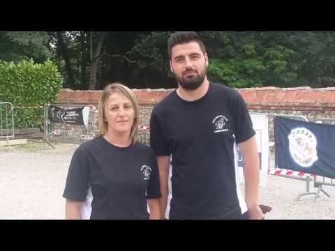 Championnat HG Doublette Mixte Roquettes 16 et 17 Juin 2018