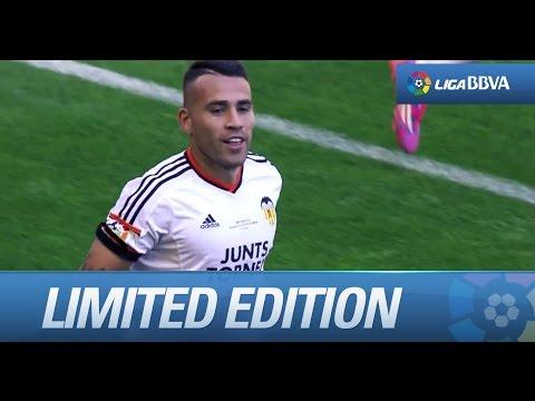 El Valencia CF se hace fuerte en casa : Valencia CF (3-1) Atlético de Madrid (видео)