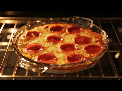 想吃PIZZA卻又不想煎餅皮的人,其實你可以這樣做!