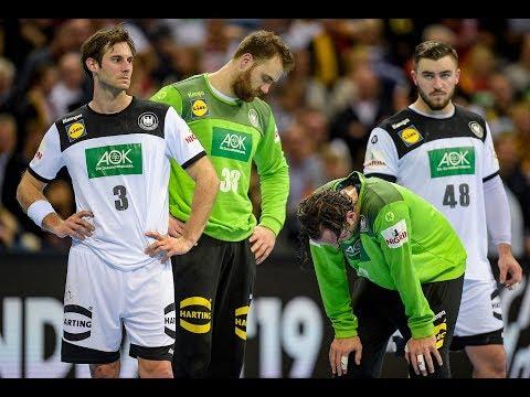 Bittere Niederlage: Deutsche Handballer verpassen Ein ...