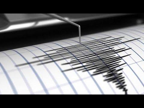 Σεισμός 5,2 Ρίχτερ στην Κρήτη – Δεν έχουν αναφερθεί θύματα ή ζημιές…