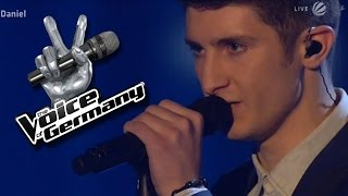 Chandelier - Daniel Mersadeh | The Voice 2014 | Live Clash