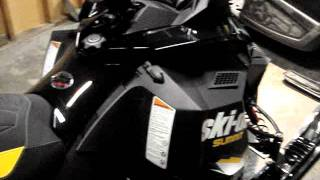 4. 2012 Ski Doo Summit X 800 etec