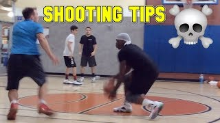 I get a lot of requests for shooting tips for young athletes. Here are a few guidelines to keep in mind during the actual game. Realize there is more to shooting than just represented by this video, this is a just a quick guide as requested. Thank you all for the support, enjoy.Please feel free to contact me for any questions. Beat by Greg Mendoza of Monsta BeatsSUBSCRIBE to my channel here - http://bit.ly/BoneCollectorSubMake Sure To Follow Me On Social: ► Instagram - https://instagram.com/bonecollector6/ ► Facebook - https://facebook.com/bonecollector6 ► Twitter - https://twitter.com/bonecollector23SUBSCRIBE to my channel here - http://bit.ly/BoneCollectorSub