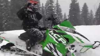 2. Modified Arctic Cat 1100 Turbo ProClimb 290 HP Super Chute Evolution Powersports EVOPS Hill Climb