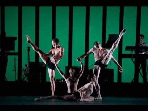 Carbon Life - Wayne McGregor and Mark Ronson - Royal Ballet LIVE