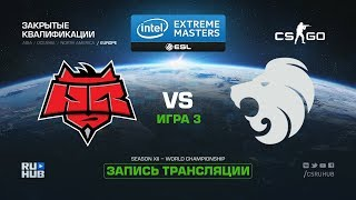 HellRaisers vs North - IEM Katowice Qual EU - map3 - de_overpass [CrystalMay, Enkanis]