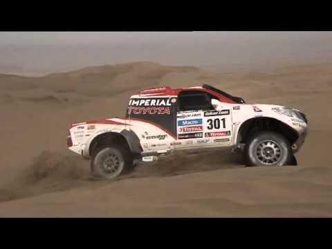 Sexta etapa Rali Dakar 2013