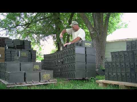 Entrepreneur Resells Ammo Cans from GovLiquidation.com