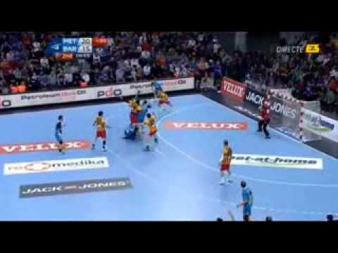 HC Metalurg vs FC Barcelona Intersport champions 23  2  2014