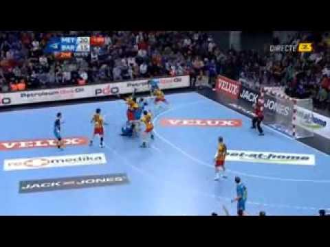 HC Metalurg vs FC Barcelona Intersport champions 23  2  2014