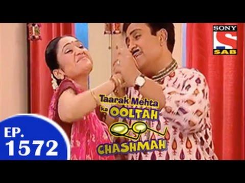 Taarak Mehta Ka Ooltah Chashmah - तारक मेहता - Episode 1572 - 26th December 2014