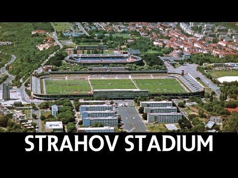 Strahov Stadium Praag