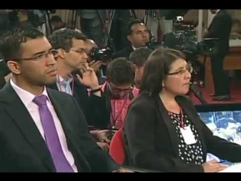 Rueda de prensa del Presidente Nicolás Maduro con medios internacionales, 17 mayo 2016