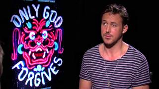 Ryan Gosling Interview - Only God Forgives (JoBlo.com)