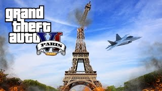 Video Grand Theft Auto VI - Paris City (Parodie GTA6) MP3, 3GP, MP4, WEBM, AVI, FLV Mei 2017