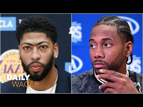 Video: Buy or sell? Over-under win totals for Clippers, Lakers, Rockets, Jazz and Thunder | Daily Wager