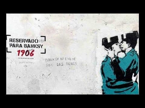 Banksy oder nicht Banksy? Darüber streitet Spanien