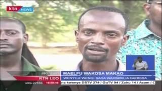 Maelfu Ya Watu Wakosa Makao Kaunti Mbalimbali Kutokana Na Mvua Wa Elnino