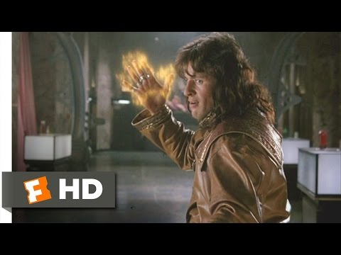Fist of the North Star (3/10) Movie CLIP - Hit Me! (1995) HD