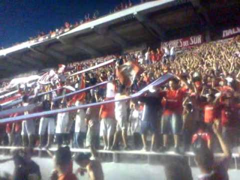 Independiente Vs Argentinos - nose como voy nose como vengo - La Barra del Rojo - Independiente
