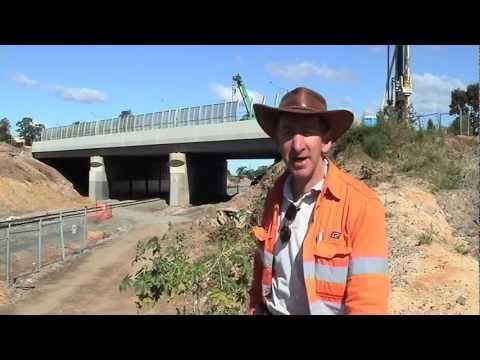 Beaudesert Road Rail Overpass, first