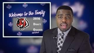 Football Gameplan's 2016 NFL Draft Grades: Cincinnati Bengals.