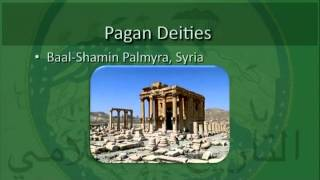 Islamic Civilization-Part03-Pre-Islamic Arabian Cultures