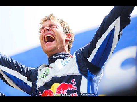 Vídeo mejores momentos WRC Rally RACC Cataluña España 2015. Mikkelsen gana, Sordo tercero