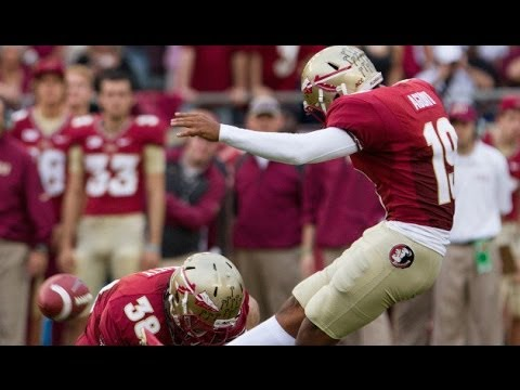 Roberto Aguayo Lou Groza Award Season Highlights video.