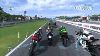 10. Ride Gameplay PS3 #33 : SUZUKI GSX-R 1000 K5 2005