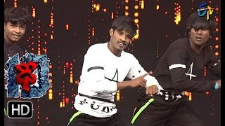 Video Raju Performance | Dhee 10 | 9th August 2017| ETV Telugu MP3, 3GP, MP4, WEBM, AVI, FLV April 2018