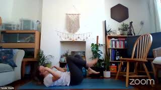 60 minutes Yoga for Climbers with Di by Bouldering DabRats