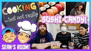 Video Making Candy Sushi w/ Popin' Cooking! (Sean's Room) MP3, 3GP, MP4, WEBM, AVI, FLV Desember 2018