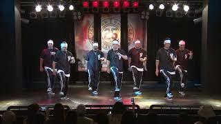ULTIMATE CREW (Kite, Fishboy, Atzo, Zoom, Hiroki, Chun, U-MA) – JAPAN DANCE DELIGHT VOL.25 横浜大会