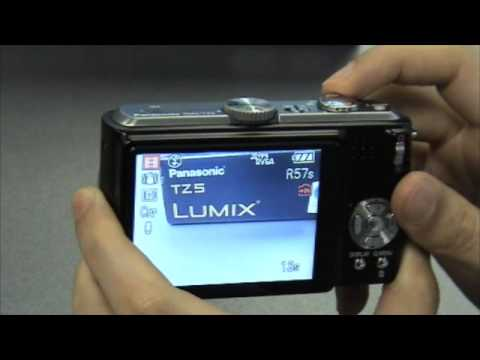 Panasonic Lumix TZ5 - First Impression Video by DigitalRev