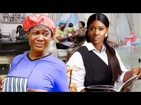 From House Nanny To A Managing Director Full Movie - Mercy Johnson 2020 Latest Nigerian  Movie